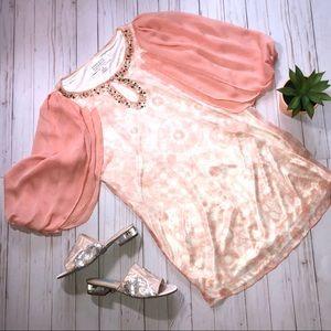 Badgely Mischka tunic / dress